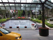 Four seasons Istanbul. Hotel Istanbul nice Stock Photos