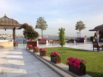 Four seasons Istanbul. Hotel Istanbul nice Royalty Free Stock Images