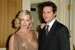 Four Seasons, Jennie Garth, Peter Facinelli Stock Photography
