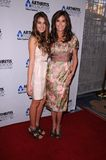 Four Seasons, Teri Hatcher. Teri Hatcher and Emerson Hatcher  at an event thrown by the Arthritis Foundation Honoring Actress Teri Hatcher, Beverly Wilshire Four Stock Photo