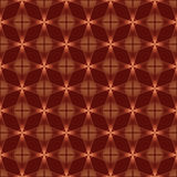 Four side line red bright seamless pattern Royalty Free Stock Photo