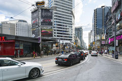 Four steps to toronto Stock Images