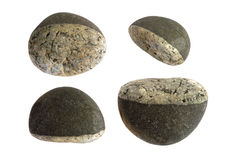 Four stones Royalty Free Stock Image