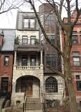 Four Story Italianate Mansion Royalty Free Stock Photo
