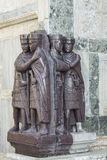Four Tetrarchs Statue Royalty Free Stock Images