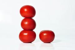 Four tomato Stock Photos