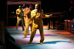 The Four Tops Stock Photography