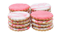 Four towers pastry Stock Photography
