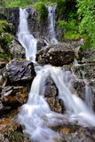 Waterfalls of Angletarn Beck. Four waterfalls off Angletarn Beck Stock Photos