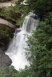 Four Waterfalls walk in Brecon Beacons Stock Photo