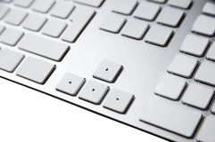 Four way keyboard Royalty Free Stock Photography