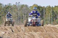 Four wheel motocross Royalty Free Stock Photo