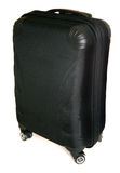 Four wheeled suitcase Royalty Free Stock Photography