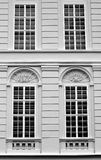 Four Windows of the old palace Royalty Free Stock Images
