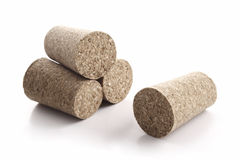 Four wine corks Stock Photography