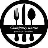 Fourchette, cuillère, couteau Photos libres de droits