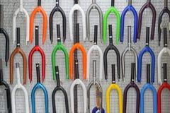 Fourchette de bicyclette photographie stock