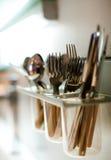 Fourchettes Image stock