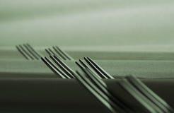 Fourchettes Photo libre de droits
