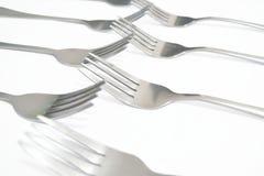 Fourchettes de commutation Images libres de droits