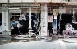 fourdrinier machine mill paper pulp Στοκ φωτογραφία με δικαίωμα ελεύθερης χρήσης