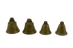 fourf de laiton de cloches Image libre de droits