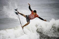 2015 fourgons USA s'ouvrent de la concurrence surfante Photographie stock libre de droits