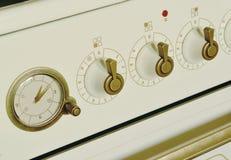 Fourneau électrique pour la cuisson Image stock
