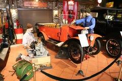 1919 Fournier Type B 146 Cyclecar Royalty-vrije Stock Afbeeldingen