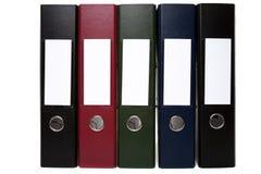 fournitures de bureau Photographie stock libre de droits