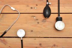 Fournitures médicales Photos libres de droits