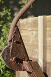 Fourragère de foin Photo libre de droits