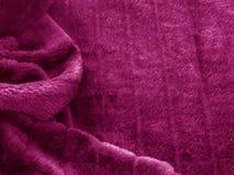 Fourrure violette Photo stock