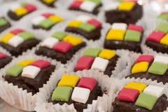 Fours coloridos de los petits a elegir de imágenes de archivo libres de regalías