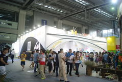The fourteenth Chinese (Shenzhen) international brand clothing & Accessories Fair landscape Stock Photos
