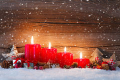 Free Fourth Advent Royalty Free Stock Images - 45913869