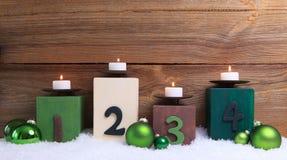 Fourth advent stock photos