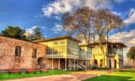 Fourth Courtyard of Topkapi Palace - Istanbul Royalty Free Stock Image