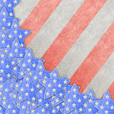 The fourth of july Royalty Free Stock Photo