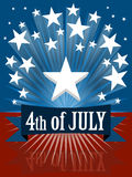 The fourth of july stock images