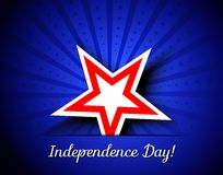 Fourth of july american independence Royalty Free Stock Images