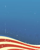 Fourth Of July background Stock Images