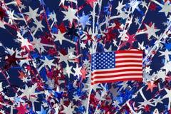 Fourth of July Celebration Stock Photos