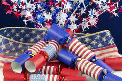 Fourth of July Celebration Royalty Free Stock Images
