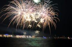 Fourth Of July Celebration Stock Photography