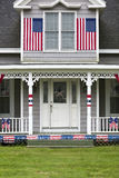 Fourth of July Decorations Stock Photography