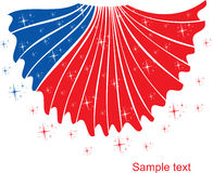 Fourth of July Design Stock Photography