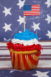 Fourth of July Dessert Royalty Free Stock Photo