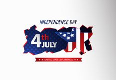 Fourth of July Independence Day. Abstract background. Vector. Fourth of July Independence Day. Abstract background. Festive Vector illustration vector illustration