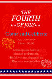Fourth July Independence Day of America Royalty Free Stock Images